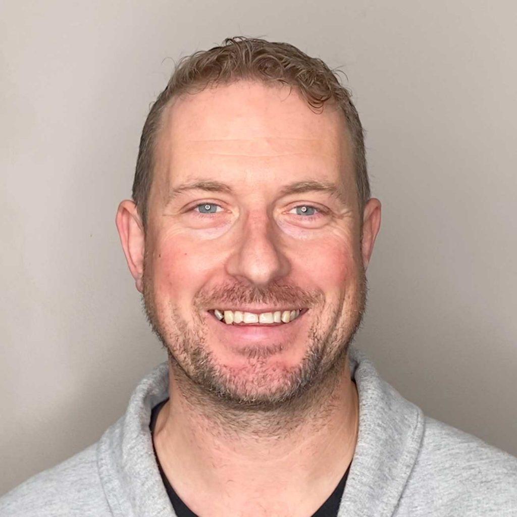 Chris Goodacre, Upsticks