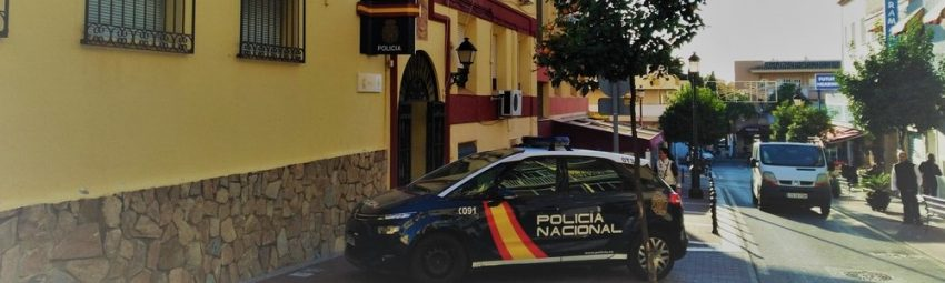 National Police station Benalmadena – Foreigners Office