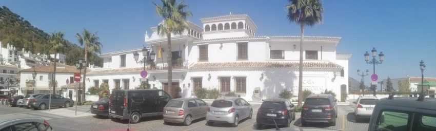 Padron – Mijas – How and where to make an online appointment