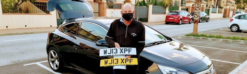 Can you save the tax when moving to Spain and registering a car?