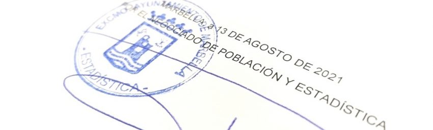 Registering your vehicle with DGT Tráfico – proof of address