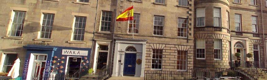 Spanish Consulate in Edinburgh