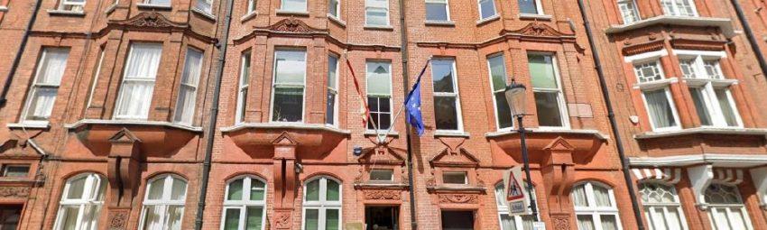 Spanish Consulate in London