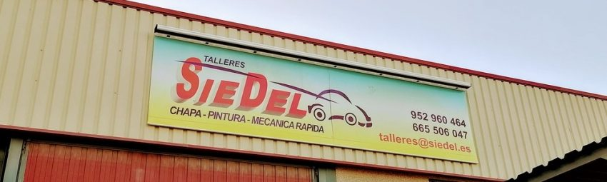 TALLERES SIEDEL, body shop and the ideal garage to replace your headlights